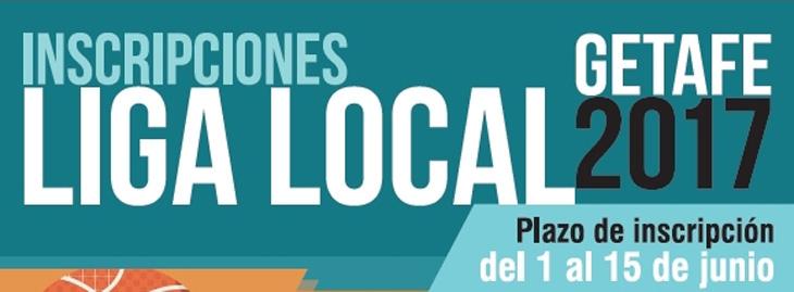 Hoy se abre el plazo de inscripción para las Ligas Locales Deportivas  2017-18 49b9be50ac03e
