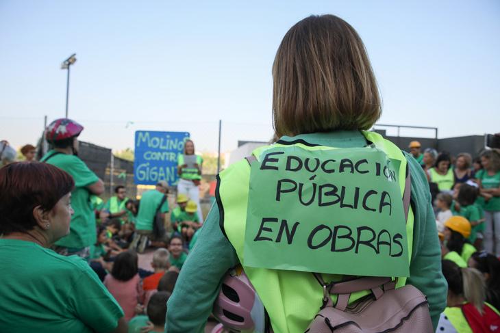 El Inicio Del Curso Escolar Llega Marcado Por Las Protestas