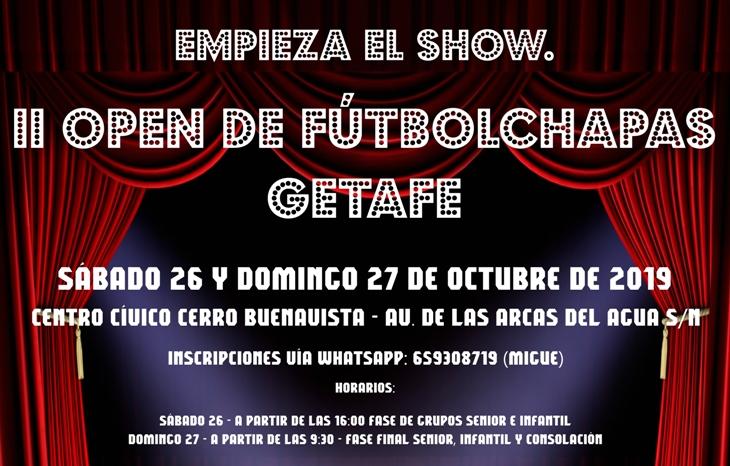 El Centro Cívico Buenavista Sector 3 Acoge El Ii Open De Fútbolchapas De Getafe Noticias Deportes Getafe